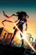 Ms. Marvel Vol 4 36 Textless