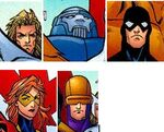 Omega Flight (Earth-3514) from Alpha Flight Vol 3 12
