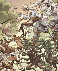 Originators (Earth-616) from Black Panther Vol 1 167 001
