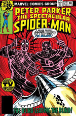 Peter Parker, The Spectacular Spider-Man Vol 1 27