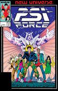 Psi-Force Vol 1 1