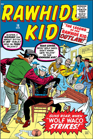 Rawhide Kid Vol 1 18