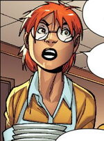 Ruthie (Waitress) (Earth-616) from New Warriors Vol 4 10 0001