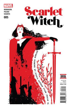 Scarlet Witch Vol 2 5
