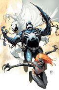 Secret Avengers Vol 1 21 Venom Variant Textless