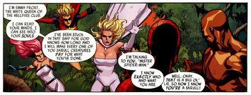 Secret Invasion Vol 1 5 page 20 Emma Frost (Skrull) (Earth-616)