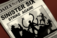 Sinister Six (Earth-TRN562) from Marvel Avengers Academy 001