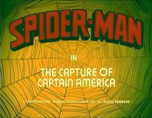 Spider-Man (1981 animated series) Season 1 18