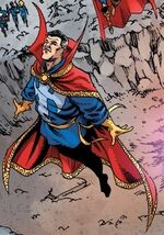 Stephen Strange (Earth-16220) from Spidey Vol 1 11 001