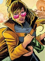 Tabitha Smith (Earth-616) from New Mutants Vol 4 6 001