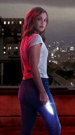 Tandy Bowen (Earth-199999) from Marvel's Cloak & Dagger Season 1 Poster