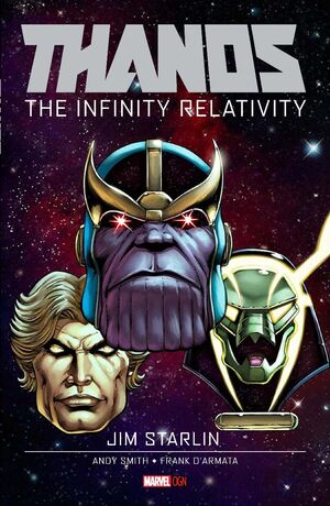 Thanos The Infinity Relativity Vol 1 1