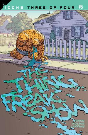 Thing Freakshow Vol 1 3
