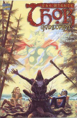 Thor Godstorm Vol 1 1