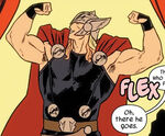 Thor Odinson (Earth-Unknown) from Secret Wars Secret Love Vol 1 1 0001