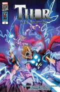Thor The Worthy Vol 1 1