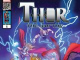 Thor: The Worthy Vol 1 1