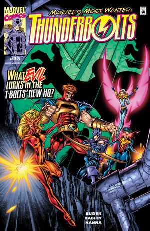 Thunderbolts Vol 1 33