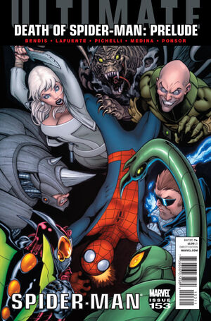 Ultimate Spider-Man Vol 1 153