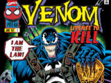 Venom License to Kill Vol 1 1