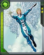 Warren Worthington III (Earth-616) from Marvel War of Heroes 002