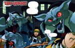 Were-Vampires (Earth-TRN420) Fantastic Four and Power Pack Vol 1 2