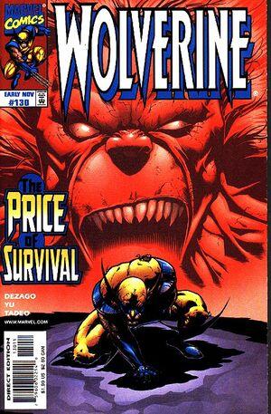 Wolverine Vol 2 130