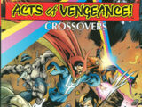 Acts of Vengeance Crossovers Omnibus HC Vol 1 1