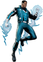 Adam Brashear (Earth-12131) from Marvel Avengers Alliance 001