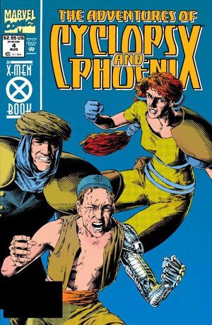 Adventures of Cyclops and Phoenix Vol 1 4