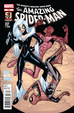 Amazing Spider-Man Vol 1 677