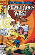 An American Tail Fievel Goes West Vol 2 2
