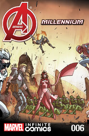 Avengers Millennium Infinite Comic Vol 1 6