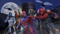 Brotherhood of Mutants (Earth-TRN670) from Marvel Strike Force 001