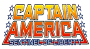 Captain America Sentinel of Liberty (1998)