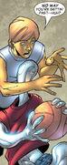 Cessily Kincaid (Earth-616) and Joshua Foley (Earth-616) from New X-Men Vol 2 2 0001