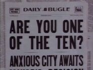 Daily Bugle (Earth-730911) from Spider-Man (1977 film) 001
