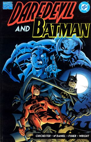 Daredevil Batman Vol 1 1
