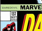 Daredevil Vol 1 137