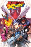Deadpool vs. X-Force Vol 1 1 Textless