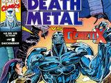 Death Metal vs. Genetix Vol 1 1
