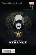 Doctor Strange Annual Vol 2 1 Hip-Hop Variant