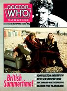 Doctor Who Magazine Vol 1 116