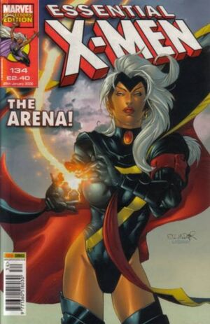 Essential X-Men Vol 1 134