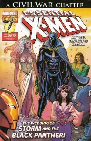 Essential X-Men Vol 1 175