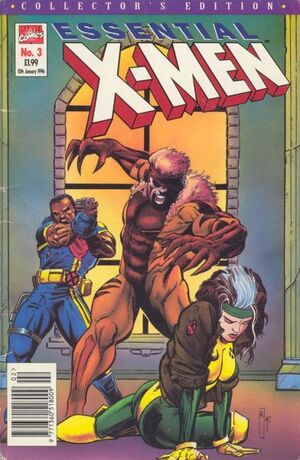 Essential X-Men Vol 1 3