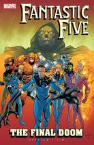 Fantastic Five The Final Doom TPB Vol 1 1