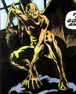 Golden Angel (Gargoyle) (Earth-616) from Chamber of Darkness Vol 1 7 0001
