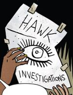 Hawkeye Investigations (Earth-616) from Hawkeye Vol 5 1 001