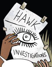 Hawkeye Investigations (Earth-616) from Hawkeye Vol 5 1 001